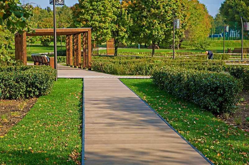 Парк «Садовники»