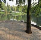 «Twinson. г.Москва. Парк Останкино» - Галерея   TERRADECK 4